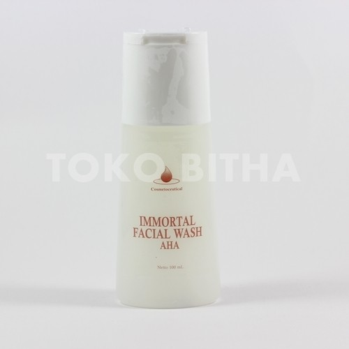 distributor skincare facial wash aha