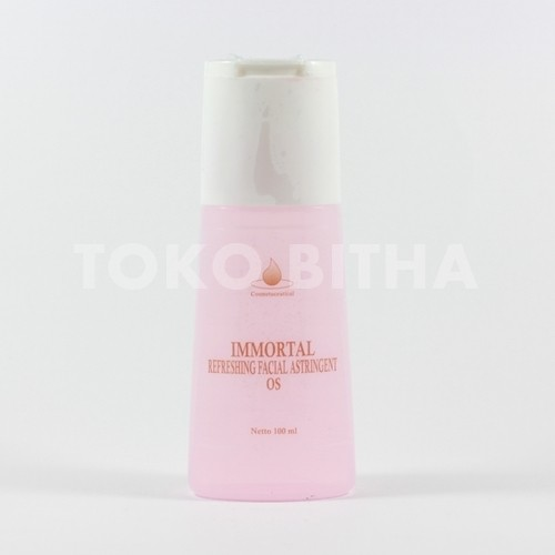 IMMORTAL REFRESHING FACIAL ASTRINGENT OILY SKIN