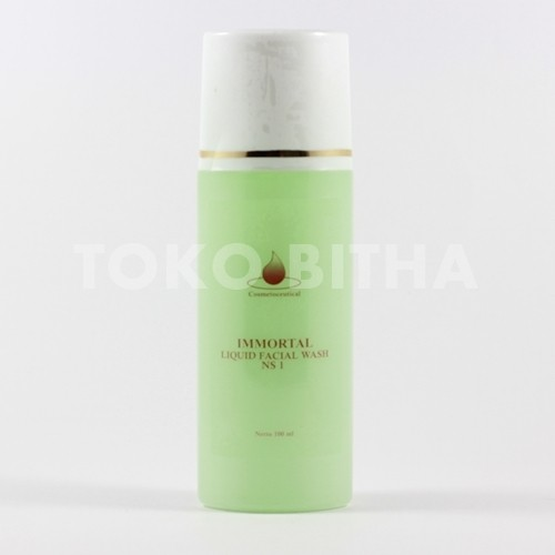 TONER ANTI ACNE IMMORTAL REFRESHING FACIAL TONER ACNE NS1