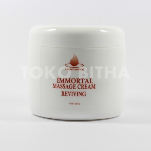 distributor skincare massage cream reviving immortal