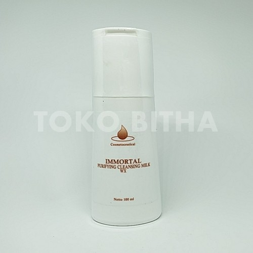 IMMORTAL PURIFYING CLEANSING MILK WHITENING SERIES (WX)