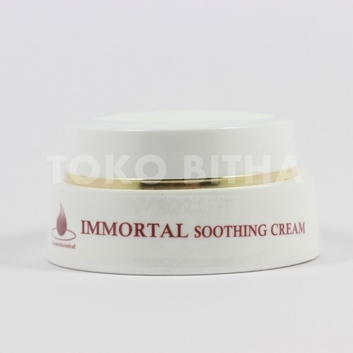 CREAM ANTI IRITASI IMMORTAL SOOTHING CREAM