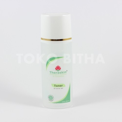 THERASKIN TONER NORMAL UNTUK JENIS KULIT NORMAL