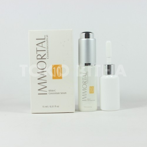 IMMORTAL WHITE C CONCENTRATE SERUM