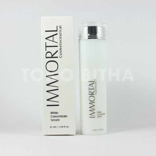 distributor skincare serum white concentrate immortal